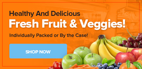 Vegetable and Fruit Delivery