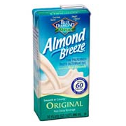 Almond, Soy & Rice Beverages