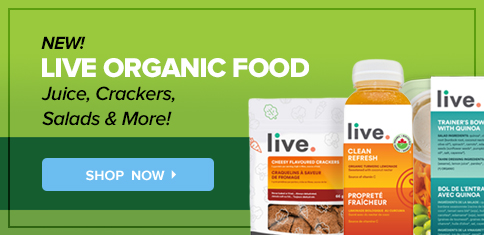 New! Live Organic Food Delivery