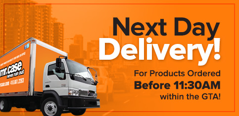 Next Day Grocery Delivery Within GTA Available