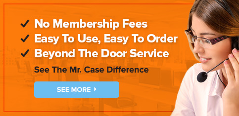 Mr. Case Delivery Service Benefits